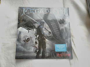 "Megadeth ""Dystopia"" 2016"