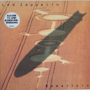 Led Zeppelin ‎Remasters(3LP) Germany 1990