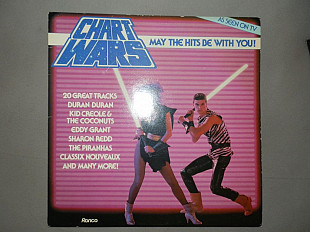 Пластинка Chart Wars - Duran Duran, Wham, Tight Fit, Talk Talk, Eddy Grant, Japan, Kid Creole And Th