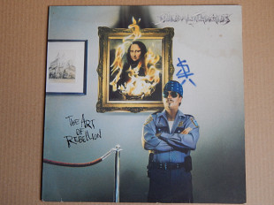 Suicidal Tendencies ‎– The Art Of Rebellion (Epic ‎– 471885 1, Holland) insert EX+/NM-