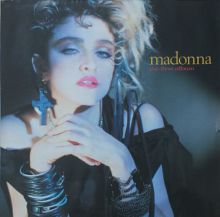 "Madonna ""The first album"""