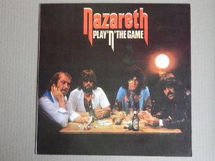 Nazareth ‎– Play 'N' The Game (Vertigo ‎– 6370 418, Greece) NM/EX+