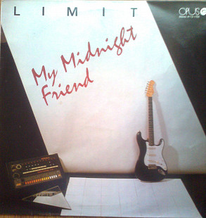 Пластинка виниловая LIMIT My Midnight Friend (OPUS) Czechoslovakia , 1985 г