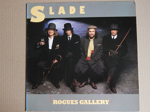 Slade ‎– Rogues Gallery (RCA ‎– PL 70604, Germany) EX+/NM-
