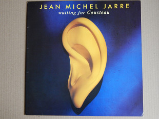 Jean Michel Jarre ‎– Waiting For Cousteau (Polydor ‎– 843 614-1, EU) NM-/NM-