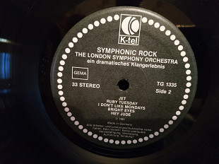 The London Symphony Orchestra ''rock''
