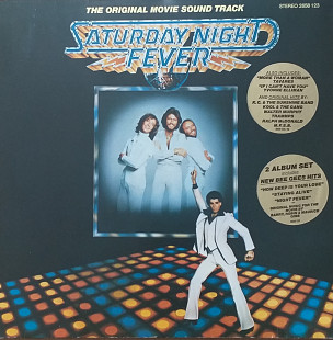 "Bee Gees ""Saturday Night Fever""2 LP"