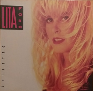 "Lita Ford ""Stiletto"""