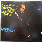 The Cannonball Adderley Quintet ‎– Mercy, Mercy, Mercy!