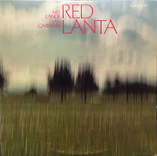 Art Lande / Jan Garbarek ‎– Red Lanta