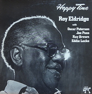 Roy Eldridge ‎– Happy Time