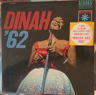 Dinah Washington ‎– Dinah '62