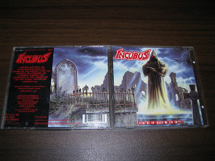 INCUBUS - Beyond The Unknown (1990 Nuclear Blast 1st press, USA)