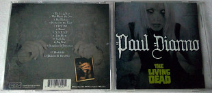 Paul Di'Anno - The Living Dead (2006) (ex.Iron Maiden)