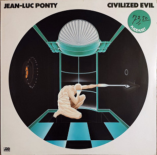 Jean-Luc Ponty – Civilized Evil