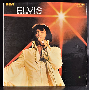 Пластинка Винил Elvis Presley RSO Germany