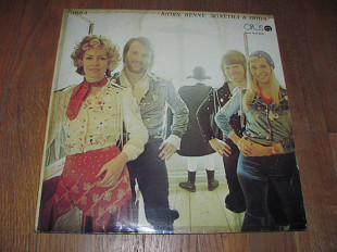 АББА-ABBA (Bjorn, Benny, Agnetha and Frida)-VG+-Чехословакия