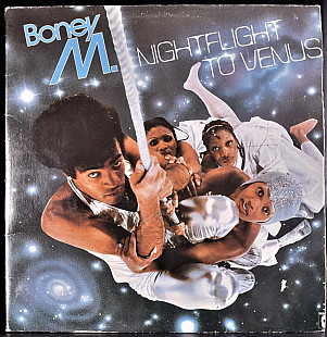 Пластинка винил Boney M. - Hansa International Germany