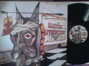 Master's Apprentices \ A Toast To Panama Red 1971 Prog Rock