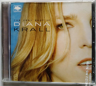 CD Diana Krall ‎– The Very Best (2007, Verve, 0602517399686)