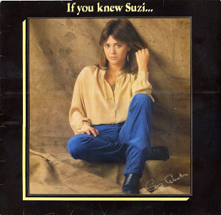 Пластинка Suzi Quatro If You Knew Suzi...
