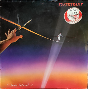 "Supertramp – ""...Famous Last Words..."""