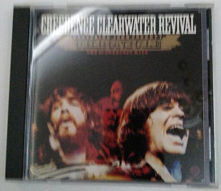 CD Creedence Clearwater Revival ‎– Chronicle (1976, Fantasy CCR-2, Re 1990, US)