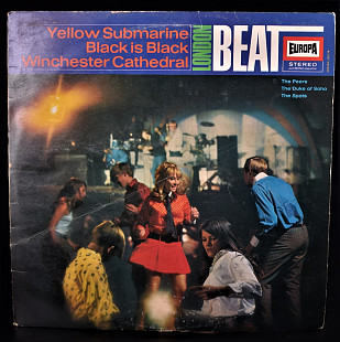 Пластинка винил London Beat-The Peers. The Duke Of Soho. The Spots. Germany