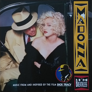 "MADONNA ""I'm Breathless""(Music from and inspired by the film Dick Tracy)"