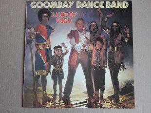 Goombay Dance Band ‎– Land Of Gold (CBS ‎– CBS 84661, Holland) NM-/NM-