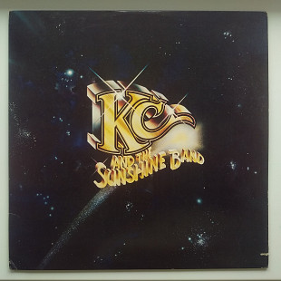 KC And The Sunshine Band. Made in USA. Виниловая Disco пластинка