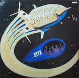 "STYX ""Rock Galaxy"" 2 LP"