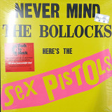 "Sex Pistols ""Never mind the Bollocks"" SS(Новый, запечатаный )"