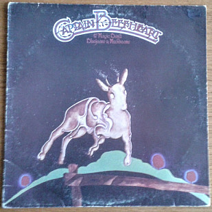 Captain Beefheart And the Magic Band-Bliejeans and Moonbeama. Virgin 1974 (U.K.)