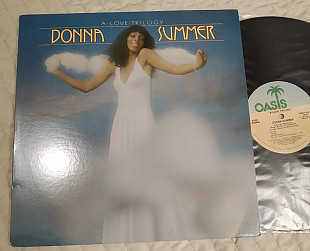 Donna Summer - A Love Trilogy , 1976 / Oasis OCLP 5004 , usa , m/m