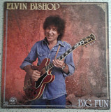 Elvin Bishop-Big Fun. Alligator 1988 (U.K.)