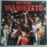 Roxy Music-Manifesto. Virgin-EG rec. 1979 (Germany)