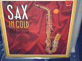 Max Greger And His Orchestra* ‎– Sax In Gold