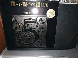 BAD BOYS BLUE ''THE FIFTH' LP