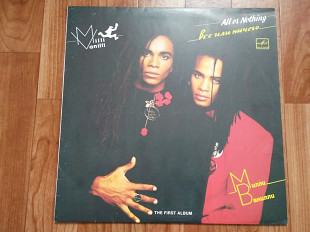 Milli Vanilli , , All Or Nothing, ,
