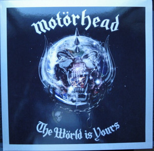 Motörhead The Wörld Is Yours