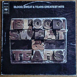 Blood, Sweat & Tears-Greatest Hits. CBS 1972 (Holland)