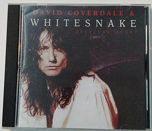 CD David Coverdale & Whitesnake - Restless Heart