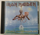 CD Iron Maiden - Seventh Son