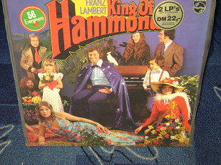 Franz Lambert ‎– King Of Hammond