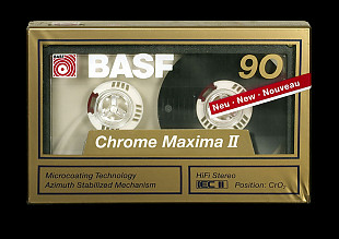 Basf Chrome Maxima II 90