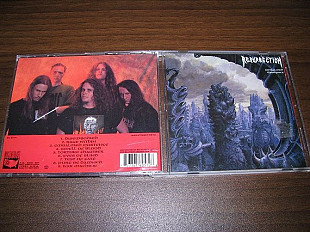RESURRECTION - Embalmed Existence (1993 Nuclear Blast 1st press, USA)