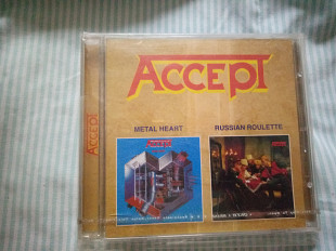 Accept-Metal heart+Russian roulette