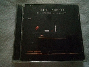 Keith Jarrett-Concert in Carnegie hall-2CD