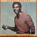 George Benson-Give Me The Night. Werner bros. 1980 (Germany)